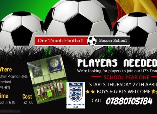 Players Needed!