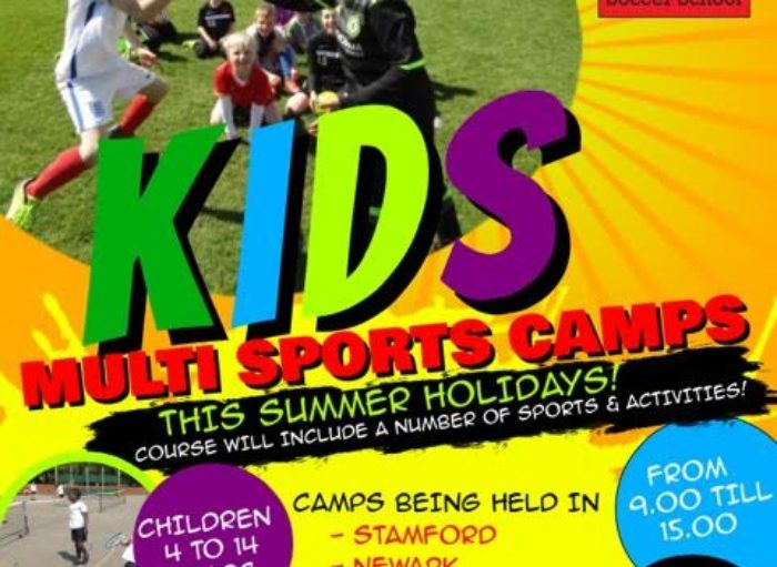 Summer Multi-Sports Camps