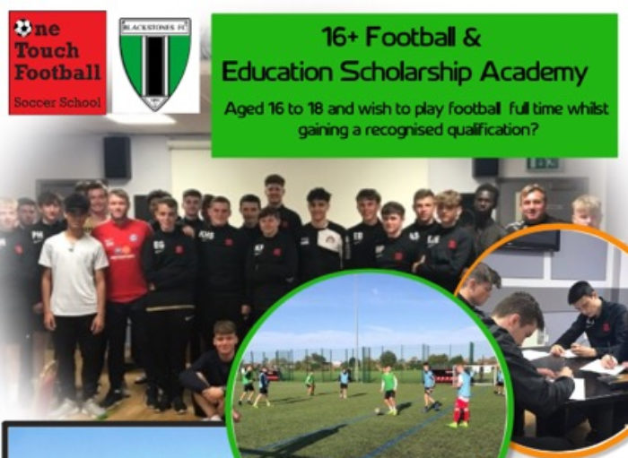 New 16+ Academy Venue!