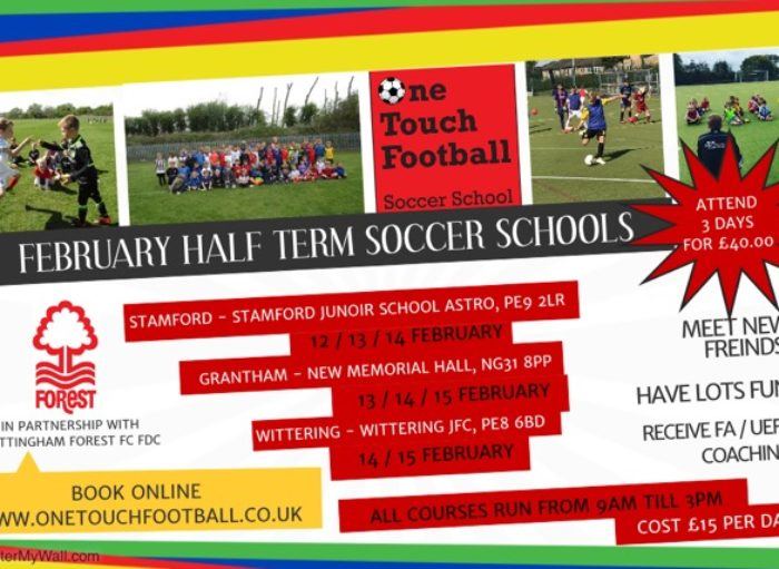 February Half Term Football Days