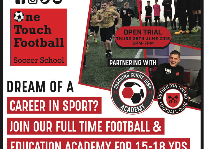 New Peterborough 16+ Academy Trial