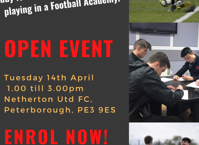 Easter Open Event
